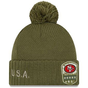 San Francisco 49ers Hats 49ers Sideline Hat Caps Fanatics 49ers Fans Knitted Hats San Francisco 49ers