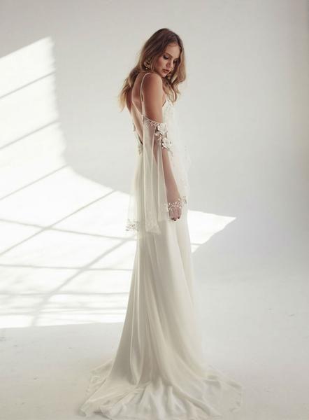 Fav Australian Bridal Designers 2018 Boho Wedding Dress