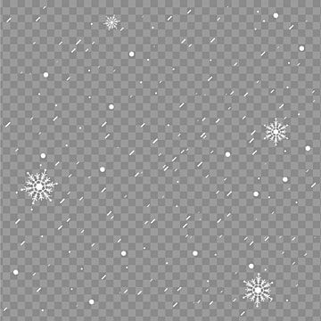 Winter Falling Snow Particles Pattern Design Background Christmas Design Snow Png And Vector With Transparent Background For Free Download Pattern Design Snow Vector Christmas Vectors