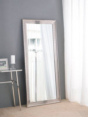 Veasley Leaning Accent Mirror | Mirror, Living room mirrors ...
