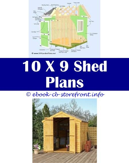 5 Best Ideas 4 X 2 Garden Shed Plans Ryan Shed Plans Review Barn Shed Plans 10x16 Used Storage Shed Building Shed Building 101
