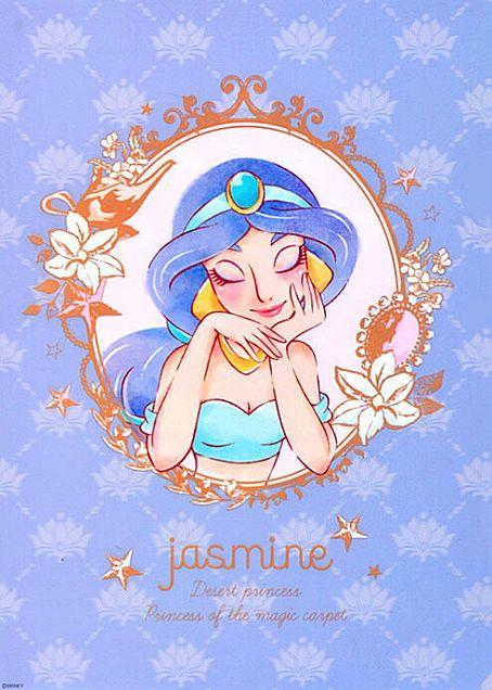 ディズニーの画像 プリ画像 Princesas ディズニー ジャスミン