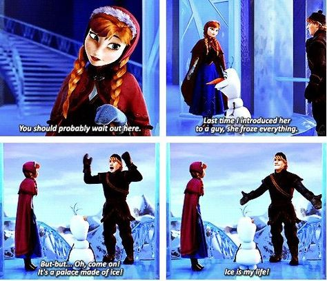 Frozen uploaded by Patricia Tobar on We Heart It