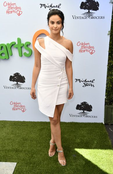 Camila Mendes attends the 10th Annual Empathy Rocks Fundraiser.