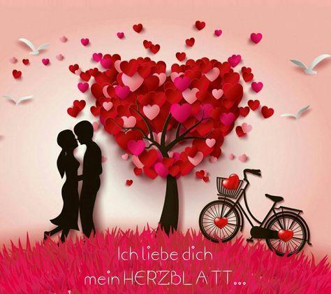 Ich Liebe Dich Mein Herzblatt Geschenkideen Geschenke