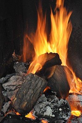 Imagenes Gratis Fuego Lena Fogata Braza Brazas Vista De Frente