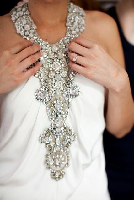Bling bridalwear--Miss Bush Bridalwear: