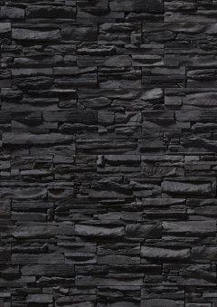 Dark Stone Abstract Wall Texture Wall Mural Textures Themed Premium Canvas Wall Art Standard Peel Stick Lim In 2021 Stone Walls Interior Stone Wall Brick Texture