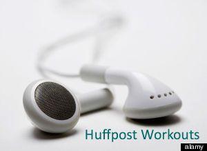 Huffington Post's Workout Playlists