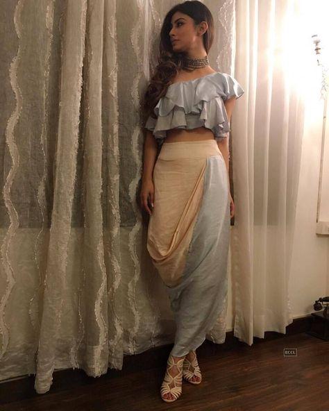 Mouni Roy looks ravishing