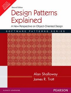 5 Books To Learn Object Oriented Programming And Design Patterns Best Of Lot In 2020 Pattern Design Object Oriented Programming Gof Design Patterns