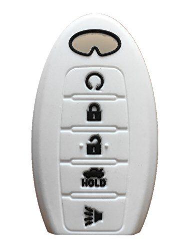 2014 2015 2016 2017 for Infiniti QX50 Silicone Remote Key Chain Cover