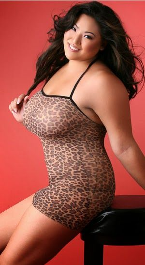 Asian plus size nude models logically