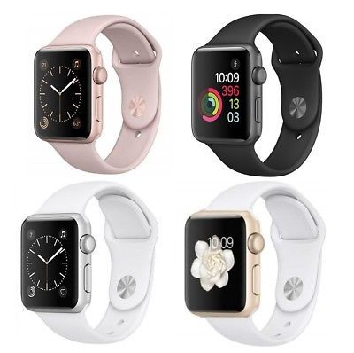 Details About Apple Watch Series 2 42mm Wifi Gps Aluminum Case Sport Band Smartwatch Ios Smartwatch Ios Apple Watch Series 2 Best Apple Watch
