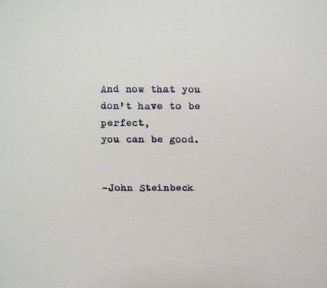 John Steinbeck East of Eden Quote Made on Typewriter | Etsy    Inspiration | Motivation | Encouragement | Peptalk | Quotes | Background | Wallpaper | Mindset | Empowerment | Women | Boss | Bosslady | Girlboss | Self Love | Success