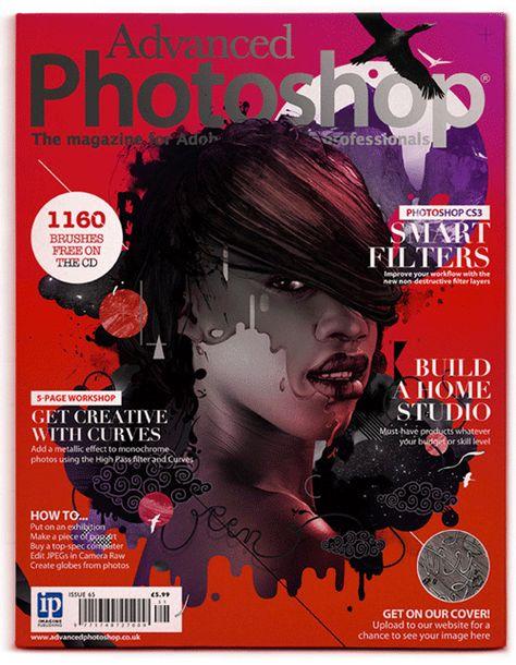 20 Illustrated Magazine Cover Designs Best Design Options Design