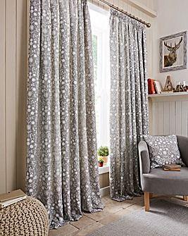 Grey Curtain Width Cm 117 Curtain Drop Cm 182 Curtains Home J D Williams Curtain Designs Curtains Grey Curtains