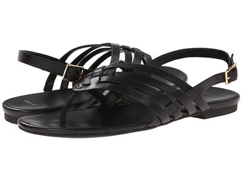 Cole Haan Goddard Sandal Black - Zappos.com Free Shipping BOTH Ways | Style  - Shoes | Pinterest | Cole haan, Sandals and Black
