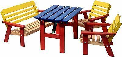 Kleinkind Stuhl In 2020 Gartenbank Kinder Kindertisch Und Stuhle Sitzgruppe