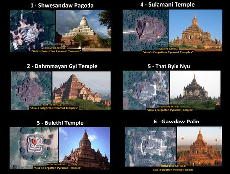 The Secrets Of Asia S Pyramid Temples