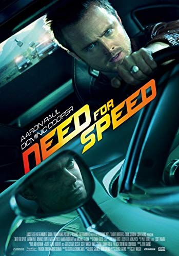 need for speed movie 2020