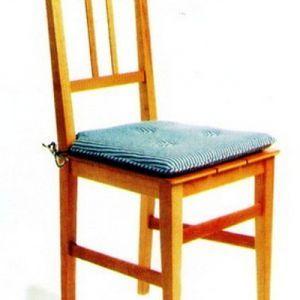 Aprende cómo hacer cojines o almohadones para sillas paso a