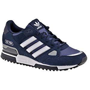 Adidas Originals Men S Zx 750 Comp Navy Suede Running Retro Casual Shoes Trainers Uksportsoutdoors Adidas Shoes Mens Sneakers Men Addidas Shoes