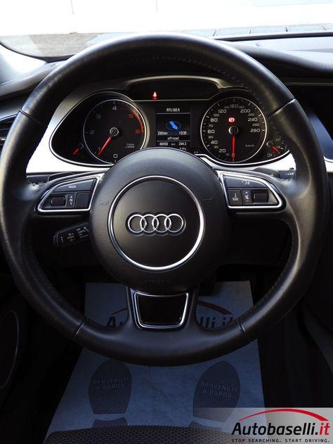 Audi A4 Allroad 2 0 Tdi Quattro Business S Tronic 190cv Cambio