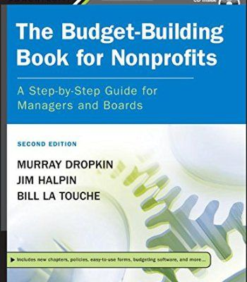 The Budget-Building Book for Nonprofits PDF | Other
