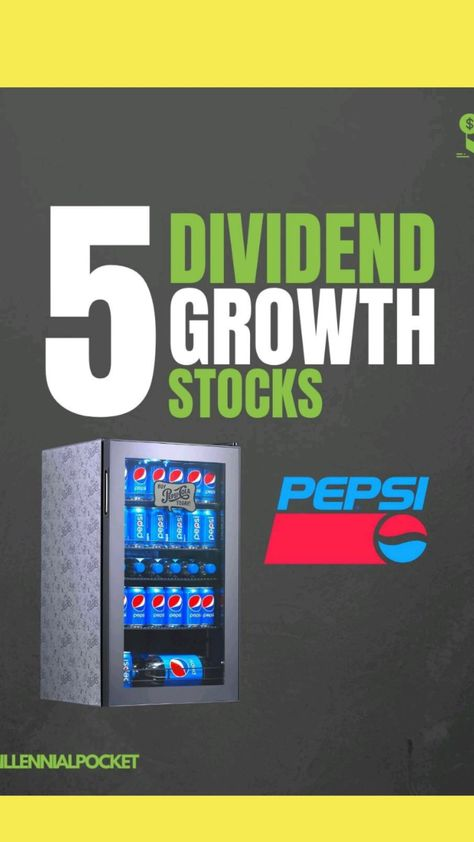 5 Dividend Growth Stocks