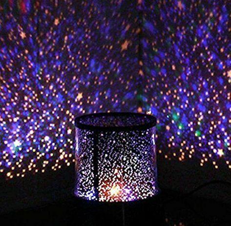 LED Light Sensory Toys Projector Multicolour Sky Star Lamp USB kits