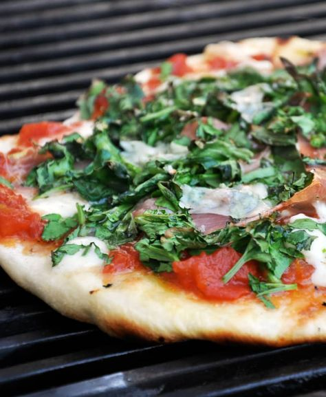 (Image credit: Faith Durand)We have talked about grilled pizza quite a bit here at The Kitchn, but what if youve never actually tried this method? Well, we have just what you need. Here is a step-by-step tutorial on grilling pizza. Honestly, this method is not hard once you get the hang of it, and thanks to the extra-high heat of the grill, it makes some of the best pizza youll ever eat! (Image credit: Faith Durand)Why Grill Pizza?Grilling pizza isnt just an alternate method for when you dont wa