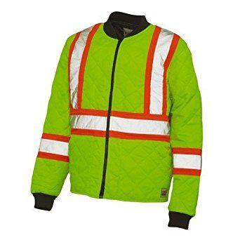 Men S High Visibility Class 3 Sherwood Jacket 100787 Carhartt