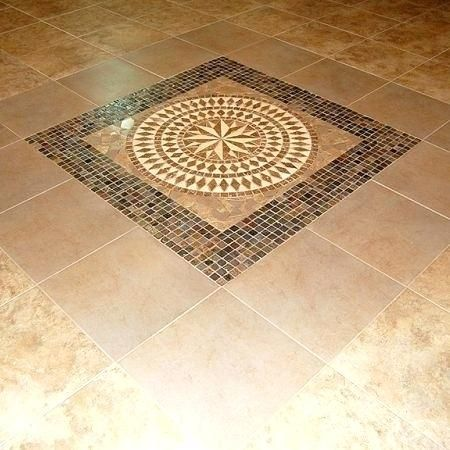 Floor Tiles Design For Living Room India Photos Ceramic Tile Designs Photos Ceramic Tile Designs Tile Floor Desig Floor Medallion Ceramic Floor Tile Tile Floor