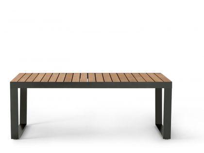 Gartentisch Holz Metall. Cheap Gartentisch Holz Ausziehbar E Fa R ...