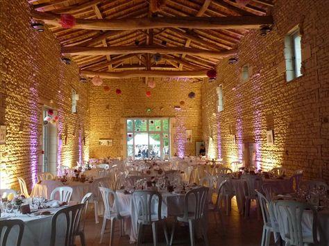 Domaine De La Gravette Niort Location De Salle De Mariage