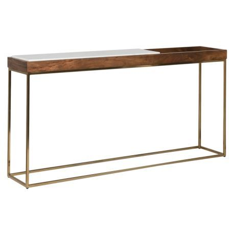 Recess Console Table Freedom Console Table Dining Room
