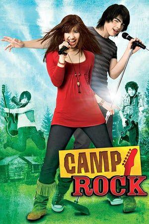 720p Assistir O Filme Camp Rock Dublado Gratis Hd Camp Rock Disney Original Movies Disney Channel Movies