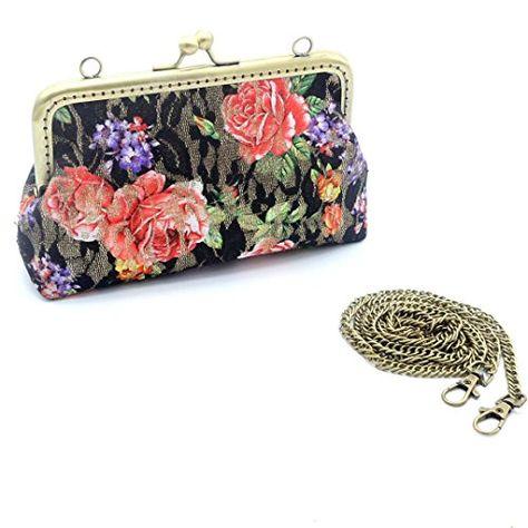 Change Purse Franterd Clutch Bag Coin Purse Card Holder Womens 7Inch Wallet Handbag