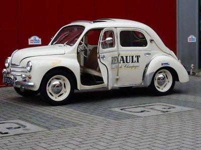 Ebay 1956 Renault 4cv Gordini Classiccars Cars Voitures Retro Renault Voiture Renault