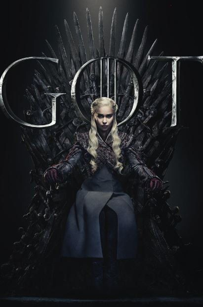 Juego De Tronos En Movistar On Twitter Game Of Thrones Poster Game Of Thrones Art Iron Throne