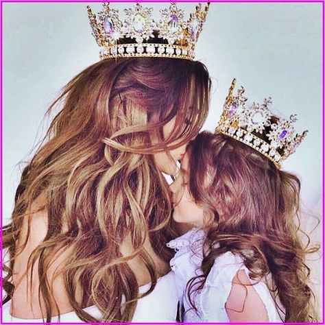 Mothers are Queens: Moms, this is all about you. Thank you!
