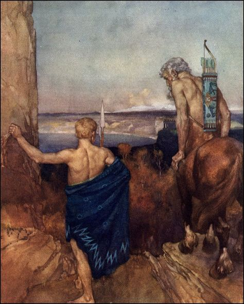 William Russell Flint The Heroes 1912 The Argonauts How The