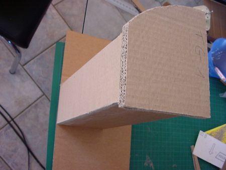 Tuto Pour Votre Premier Meuble En Carton Cocolife Meuble En Carton Carton Meubles En Carton