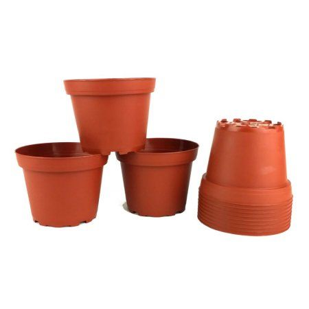 Patio Garden Terracotta Pots