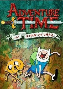 where can i watch adventure time for free