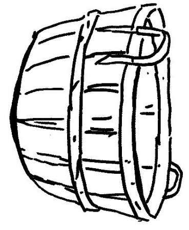 Pin By Jeana Doran On Sunday School In 2020 Basket Drawing