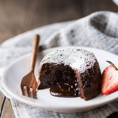 Mie Lidi Pedas Ngelel Cara Membuat Choco Lava Cake Choco Lava Cake Recipe Lava Cake Recipes Molten Chocolate Lava Cake