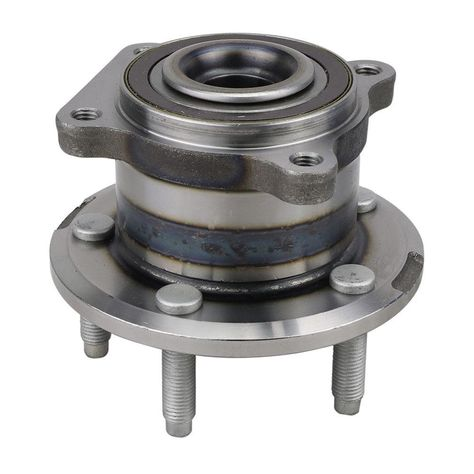 Crs Wheel Bearing And Hub Assembly Rear Nt512446 Chevrolet