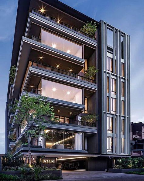 Project : KALM Penthouse Location : Soi Soonvijai 2, Bangkok, Thailand Architect : Paon Architects Photographer : W Workspace…